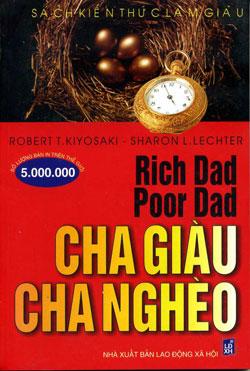 Cha Giàu Cha Nghèo - Robert Kiyosaki, Sharon Lechter